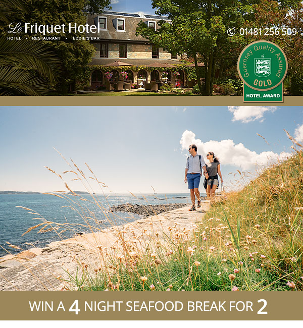 Exclusive readers offer - Win a 4 night break for 2.