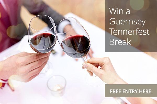 Win a Tennerfest break fro two.