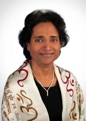 Sarada Chiruvolu