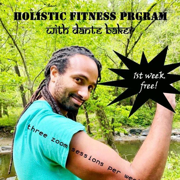 DanteBakerHolisticFitness