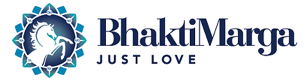 BhaktiMargaJustLoveLogo