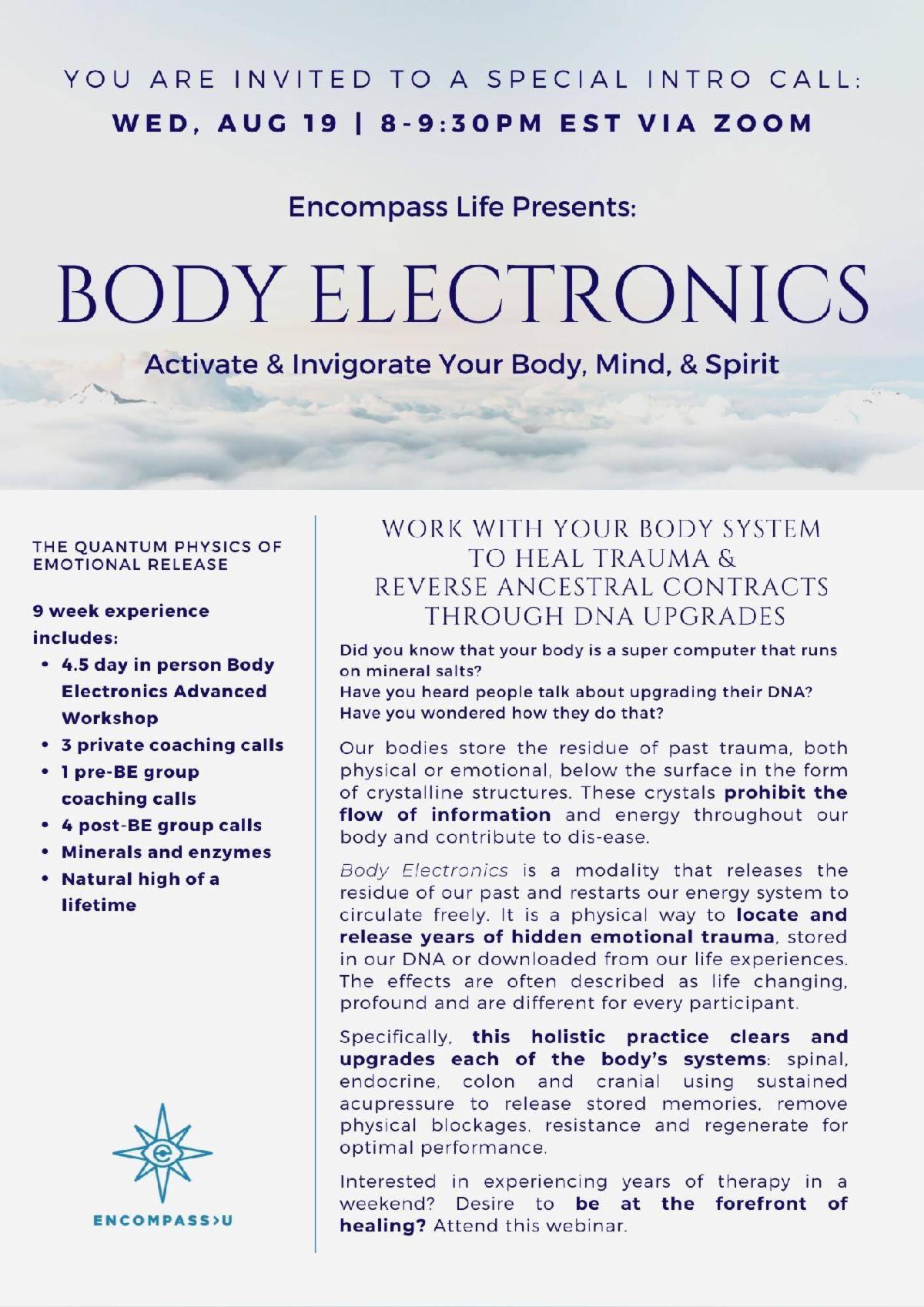 BodyElectronics