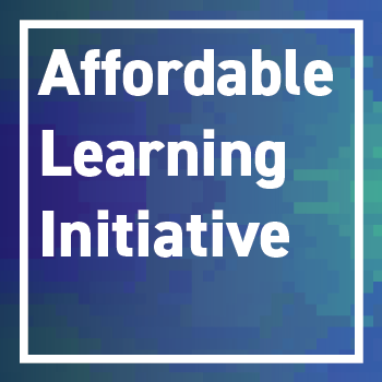 affordable learning initiative