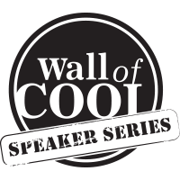 Wall of COOL Speaker Series