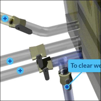 gravity filter operation