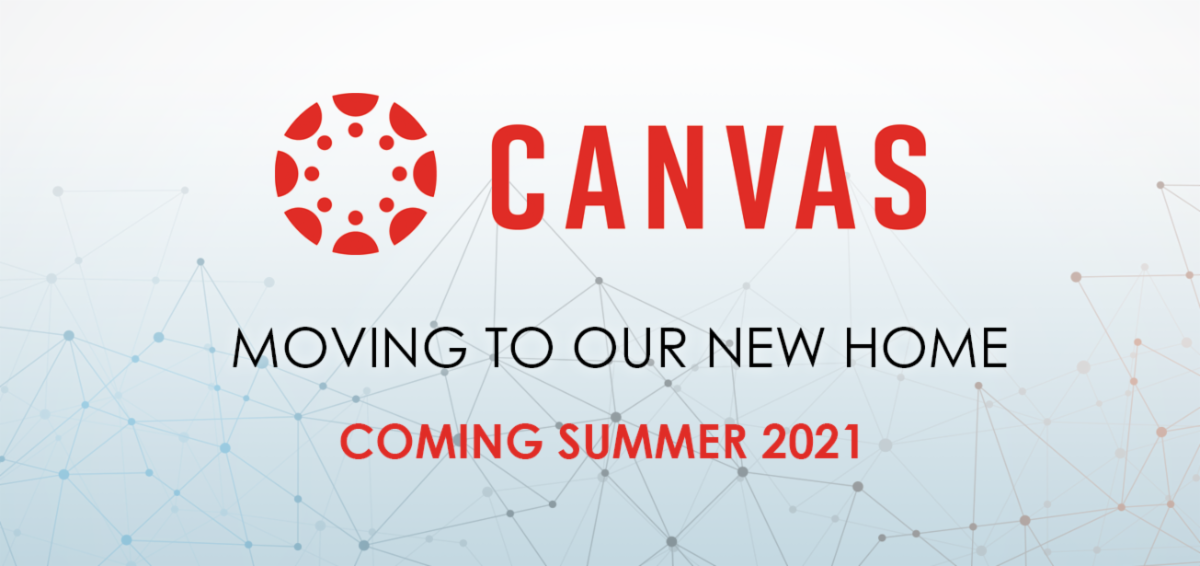 Canvas Moving to our new home - coming summer 2021
