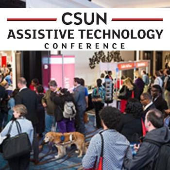 CSUN Assistive Conference Conference