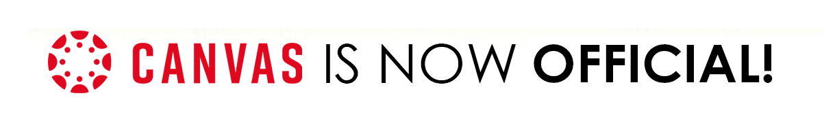 Canvas is now official