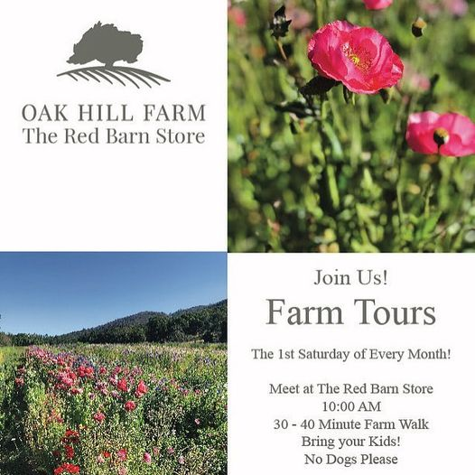 oak hill farm tours