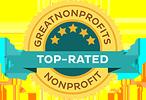 Greatnonprofits Top-Rated Nonprofit