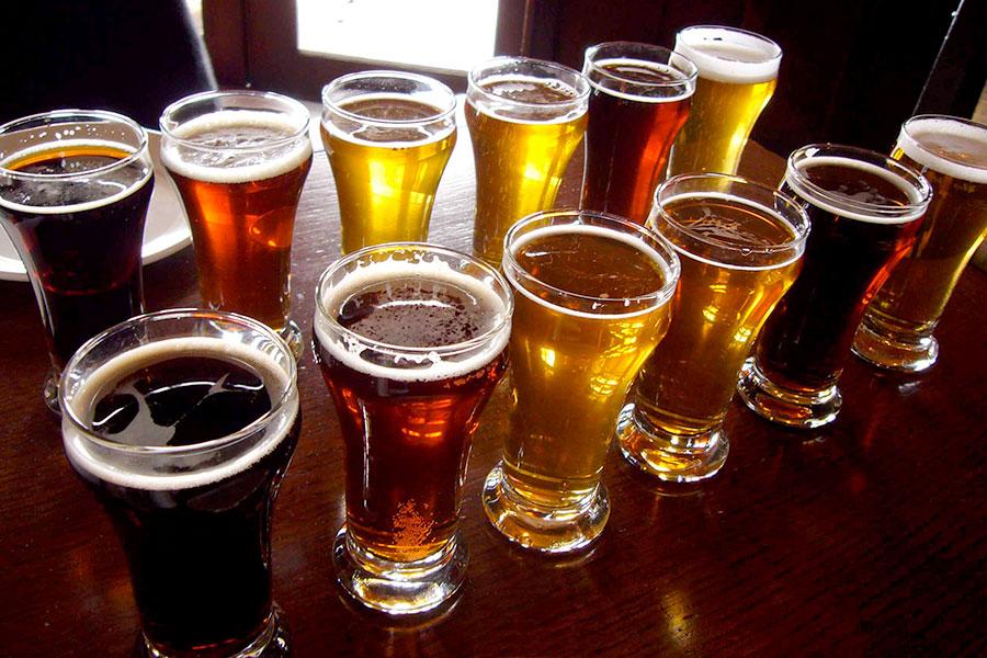 Beer Tasting Presented by Bank of America