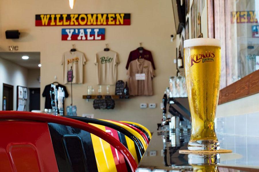 Stammtisch Klaus Brewing Company