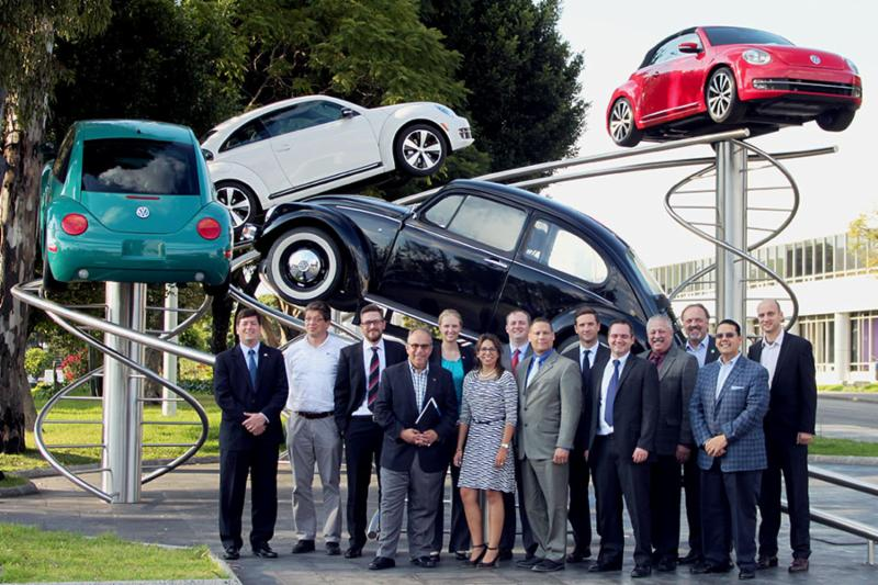 Automotive Delegation to Mexico