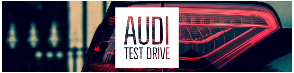 Audi Test Drive Charlotte