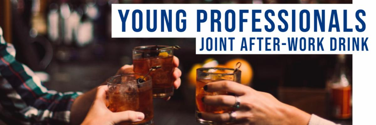 Young Professionals After Work Drink