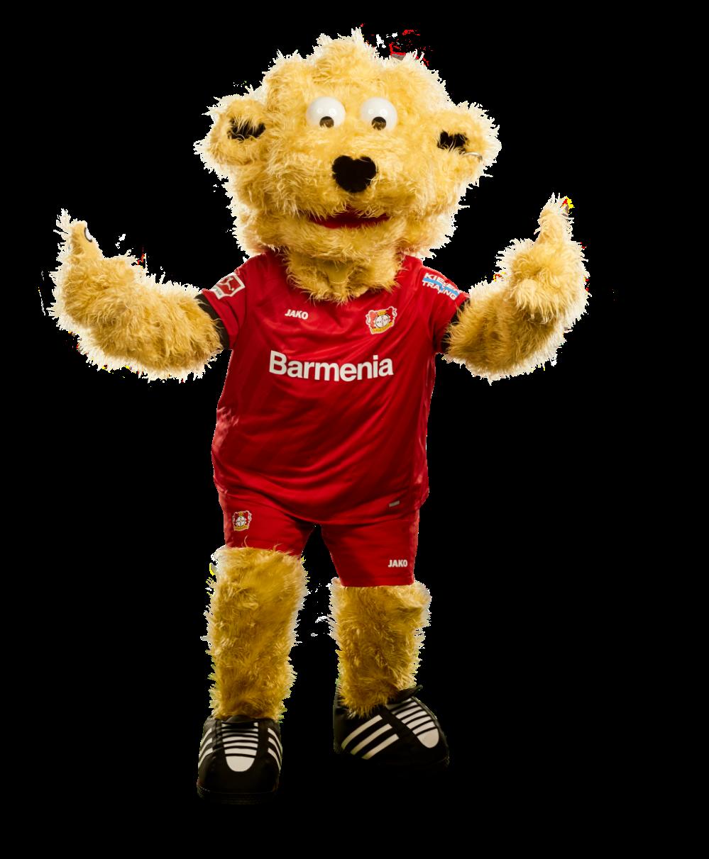 Brian the Lion Mascot