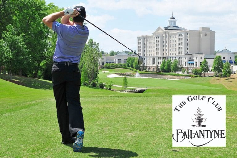 Golf Outing at the Ballantyne