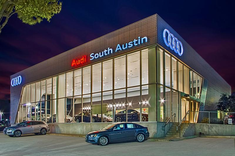 Audi South Austin After Hours and Test Drive Event