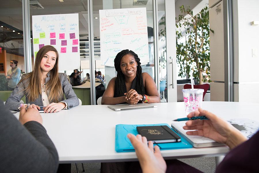 Women Series HR Roundtable