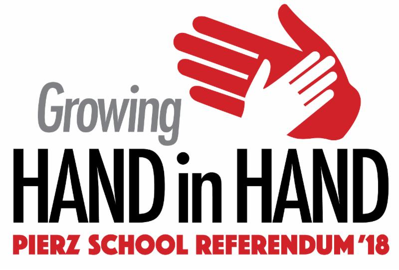 Hand in Hand referendum logo
