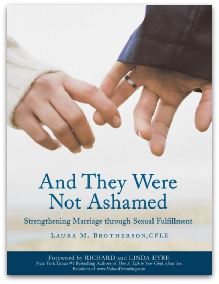 Book - And They Were Not Ashamed