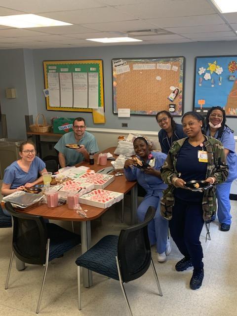 VCU Health Workers