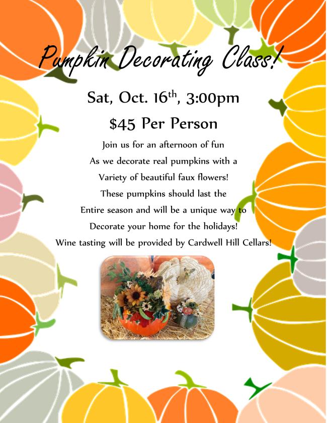 Pumpkin Decorating Class.png