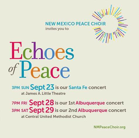 NM Peace Choir 2018