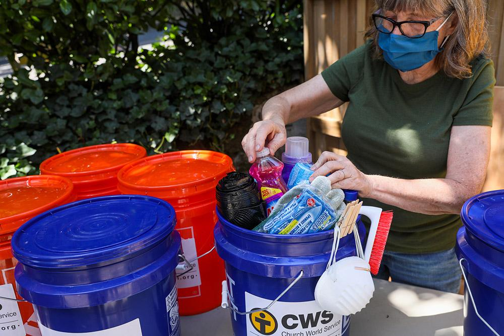CWS disaster relief