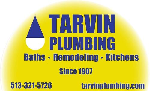 Tarvin Plumbing Logo