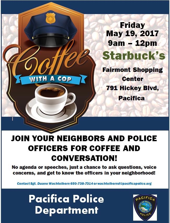 Coffee w a Copy May 2017