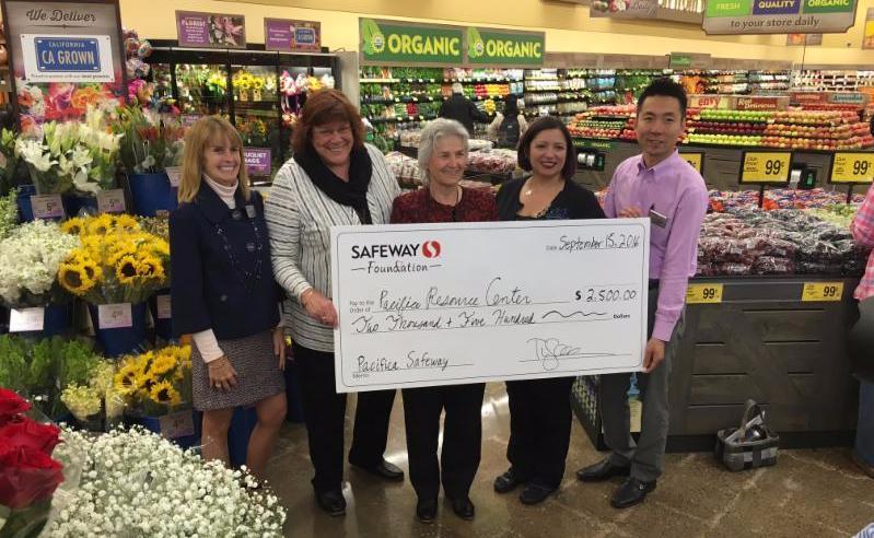 Fairmont Safeway Grand Opening