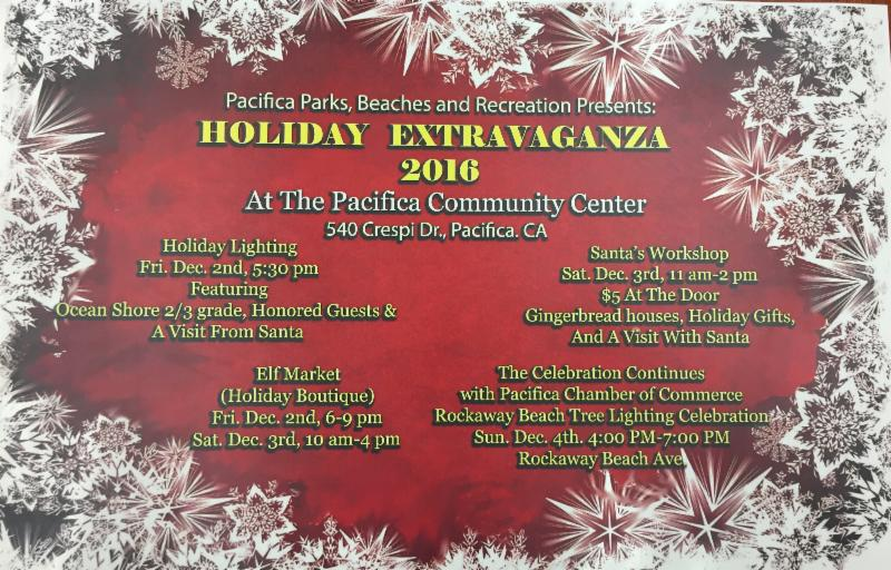 Holiday 2016 Flyer
