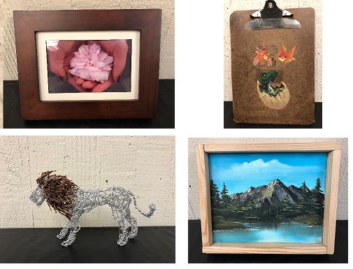 Art Showcase 2018 Winners