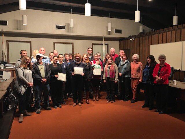 Mayor's Beautification Award 2017