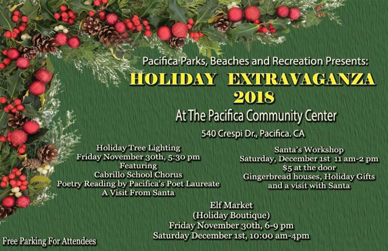 Holiday Extravaganza 2018