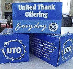 UTO Blue Boxes