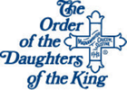 Logo, Daughters of the King