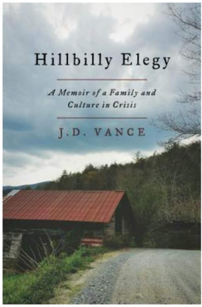 Hillybilly Elegy by Jack Vance
