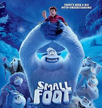 Small Foot movie poster.