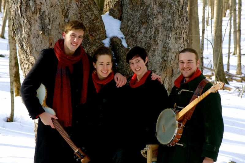 Windborne folk music