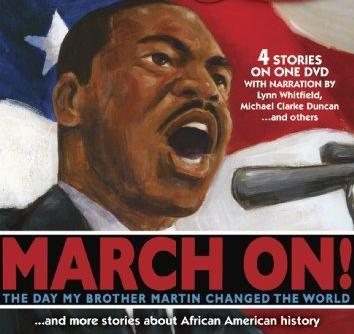 March On film poster.