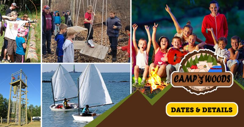 Camp Woods Summer Camps