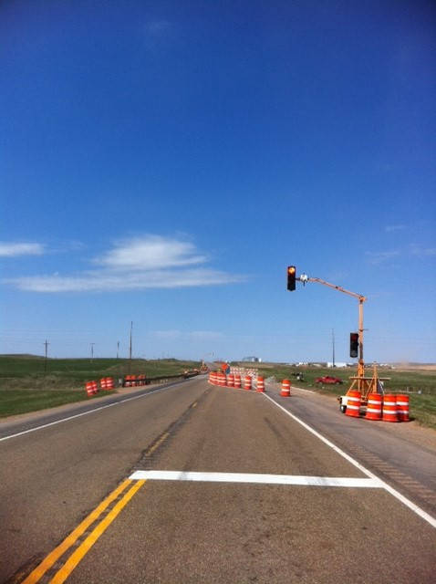 Hwy 85 Road Repair