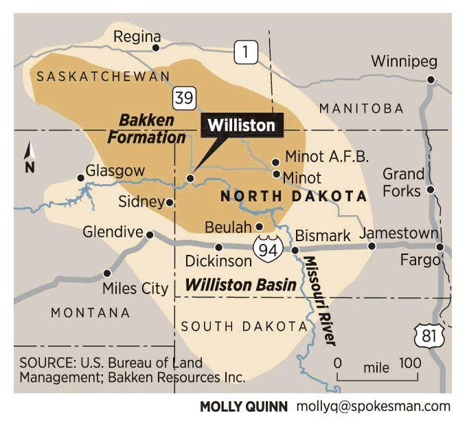 Here Is The Weeks Top North Dakota Energy Story And More - Where is north dakota
