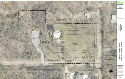 Water Tower Park option A