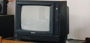 CRT TV