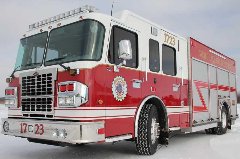 Fire Truck 1723