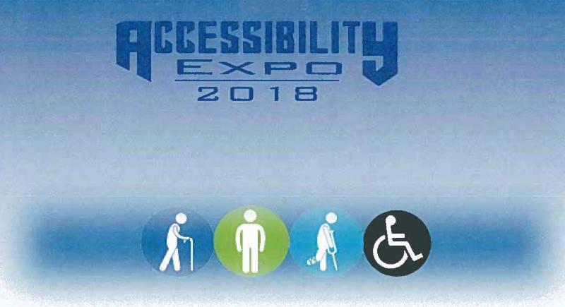Accessibility Expo 2018 logo