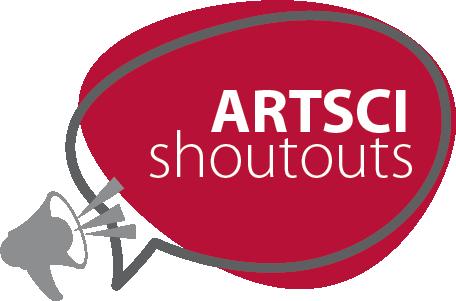 Arts _ Science Shoutout graphic